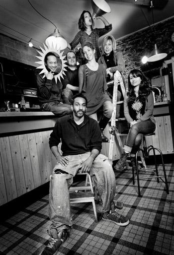 L'équipe du Mojo — Bar brasserie Nantes centre mixs live music