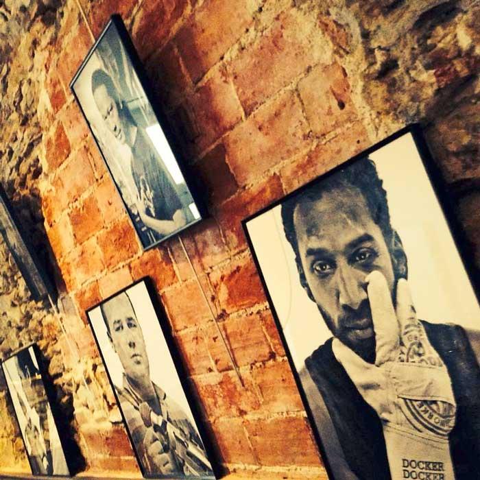 Le Mojo Expo Photos Bar Brasserie Nantes centre rue Marechal Joffre
